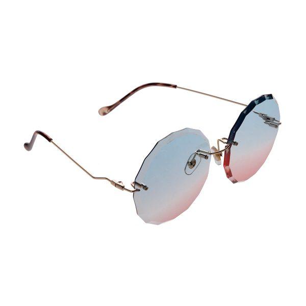 عینک افتابی دخترانه و مردانه فریم لس چند ظلعی