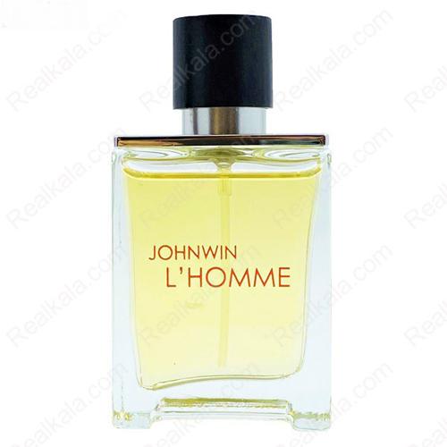 ادوپرفیوم مردانه جانوین مدل تق هرمس-johnwin lhome حجم 100 میلی لیتر