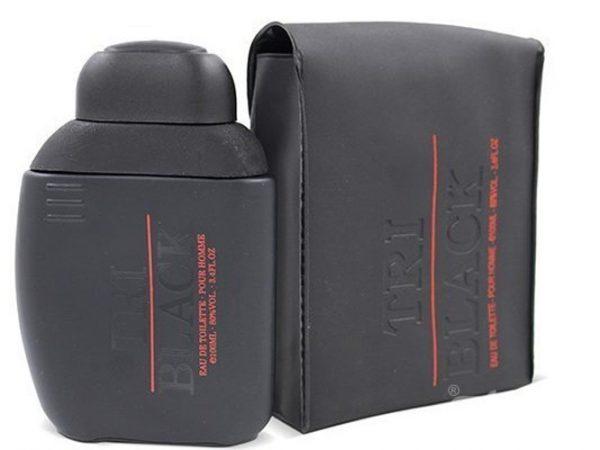 ادوتویلت مردانه کریشن لامیس مدل پور بلک-Pure Black حجم 100 میلی لیتر